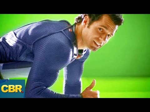 10 Green Screen Movie Effects That Are Embarrassing to Watch thumbnail