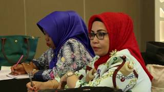Rapat Koordinasi Kabupaten/Kota Tahun 2018