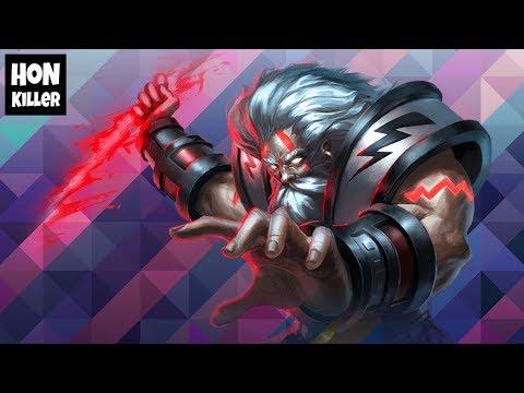 HoN Ravenor Zeus Gameplay - `420gaming - Legendary