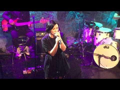 Demi Lovato - 'Nightingale' (Live at Lovato Benefit Concert) | Perez Hilton
