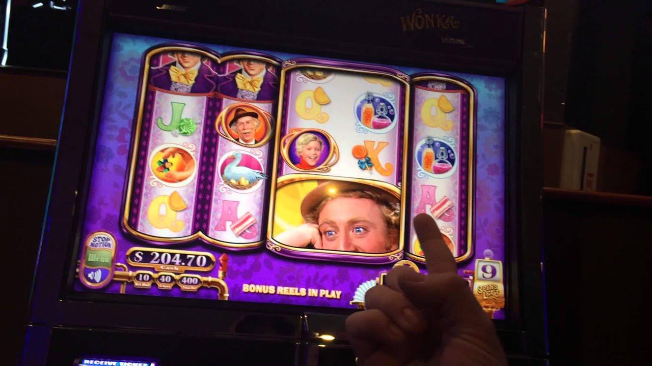 Slot machine con bonus