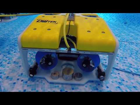 6 Thrusters - Underwater drone ROV DWTEK