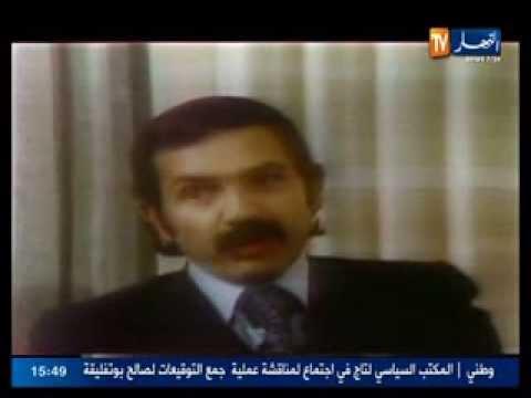 Portrait du président Abdelaziz Bouteflika