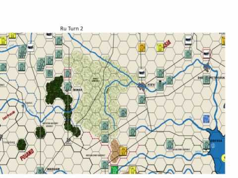 The Russian Campaign on VAL on