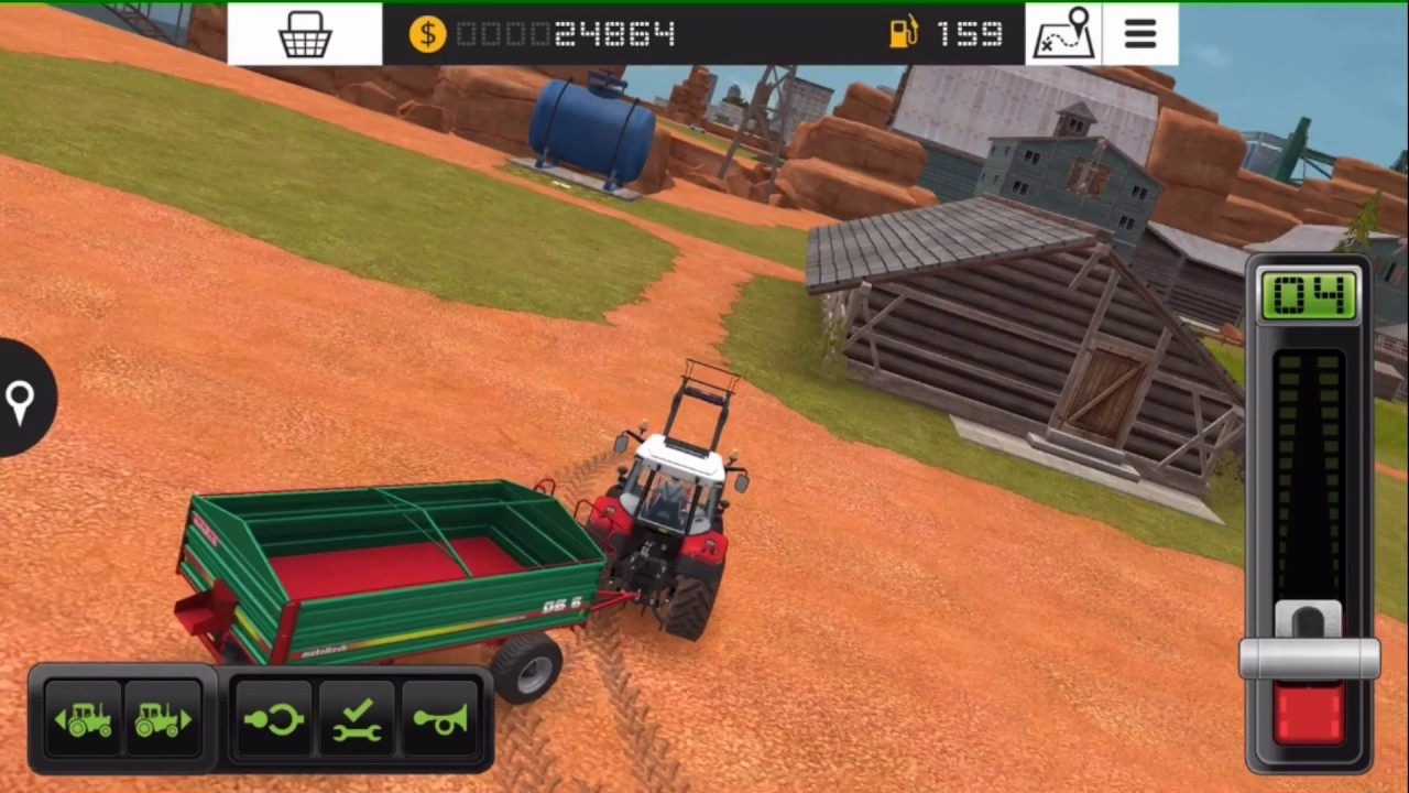 Мод лопата для farming simulator 2018 скачать