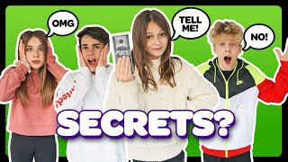 PAYING My CRUSH To Tell ME His Deepest SECRETS CHALLENGE **The TRUTH REVEALED**