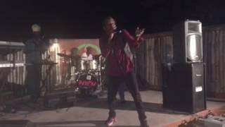 Loyal Flames - Burning @KalugaKafe King Ises I Records