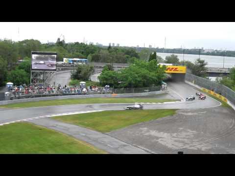 F1 Montreal 2011 Tribune 31 Lap 1