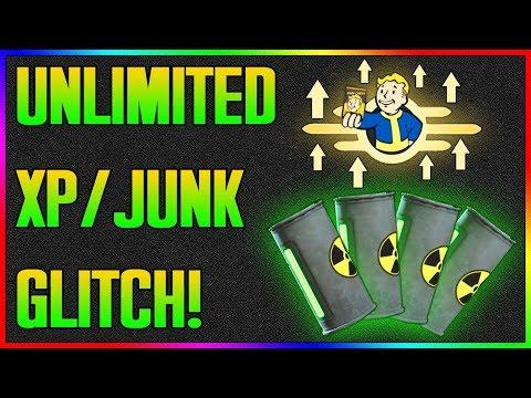 Fallout 76 - UNLIMITED XP NUCLEAR MATERIAL GLITCH! (In Depth Tutorial)