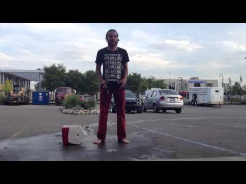 EasyDanger ALS Ice Bucket Challenge Thing