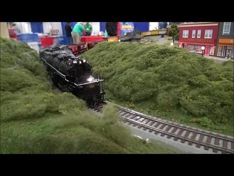 Trainfest 2014 - Milwaukee, Wisconsin
