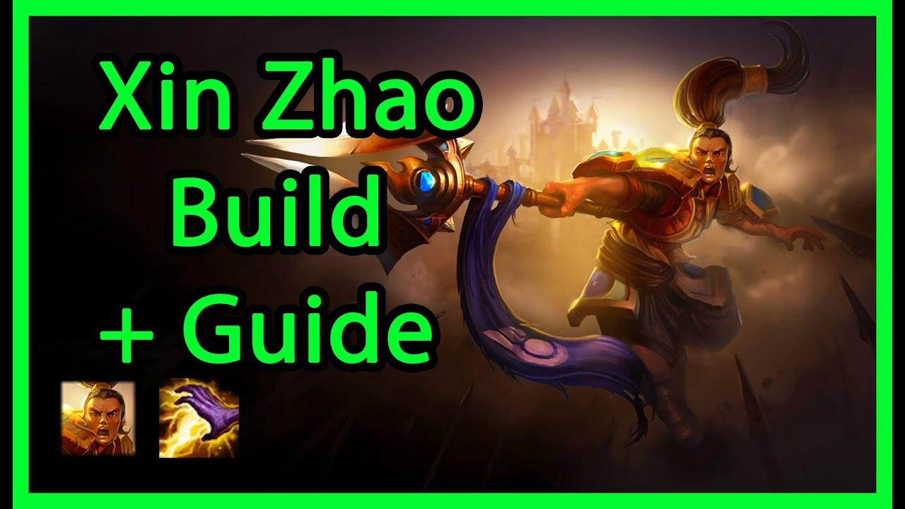 Xin Jungle Build S