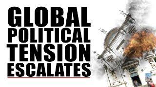Agenda 21: As Global Economy Dies, Increase Taxes, Expand Financial Gambling!