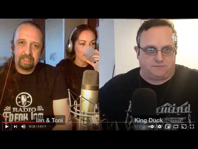 Radio FreakJam Episode 68 - Co-host Rob McGregor