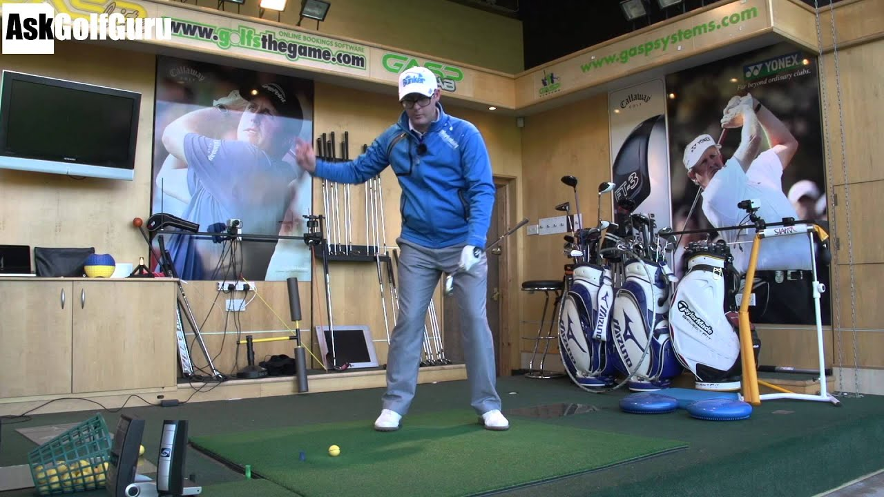 Golf Swing Body Turn Golf Lesson