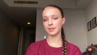 Анна Щербакова рассказала о подготовке к старту командного ЧМ по фигурному катанию в Японии