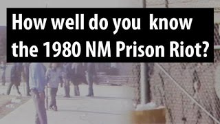 America's Deadliest Prison Riot Rituals EXPOSED: New Mexico