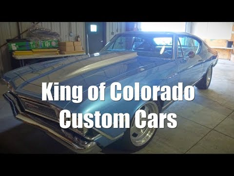 Colorado Custom Auto Detailing - King of Colorado Customs Cars