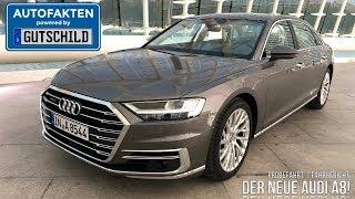 Der neue Audi A8 und die Assistenzsysteme Fahrbericht Test Review Autofakten powered by Gutschild