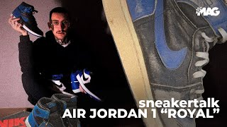"sneakertalk - Air Jordan 1 ""Royal"""
