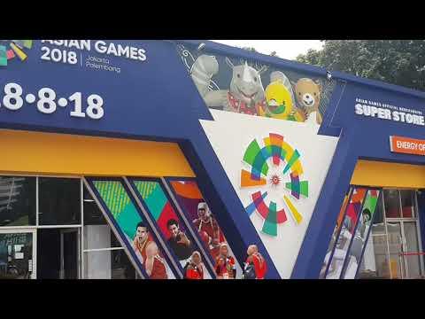 Super Store Asian Games 2018
