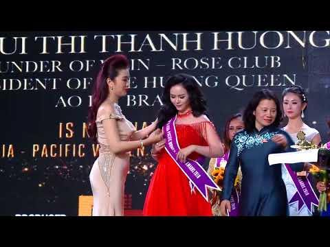 Vinh danh Top 50 Asia – Pacific Women Leaders 2018 Part [2]