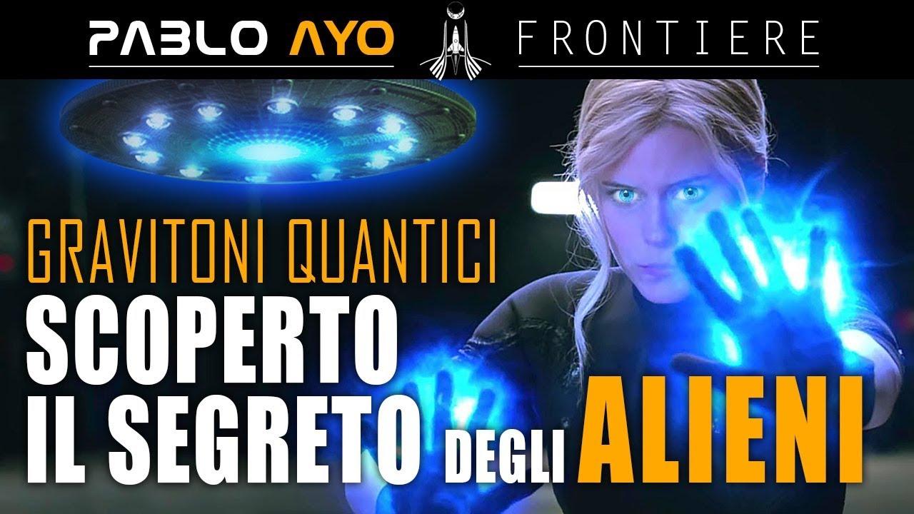 Gravitoni Quantici: Scoperto il Segreto degli Alieni
