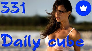 Daily cube #331 | Ежедневный коуб #331