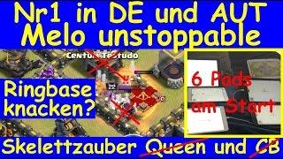 [132] Nr 1 in Deutschland und Österreich   Skelettzauber gegen Queen und CB   COC   Deutsch German