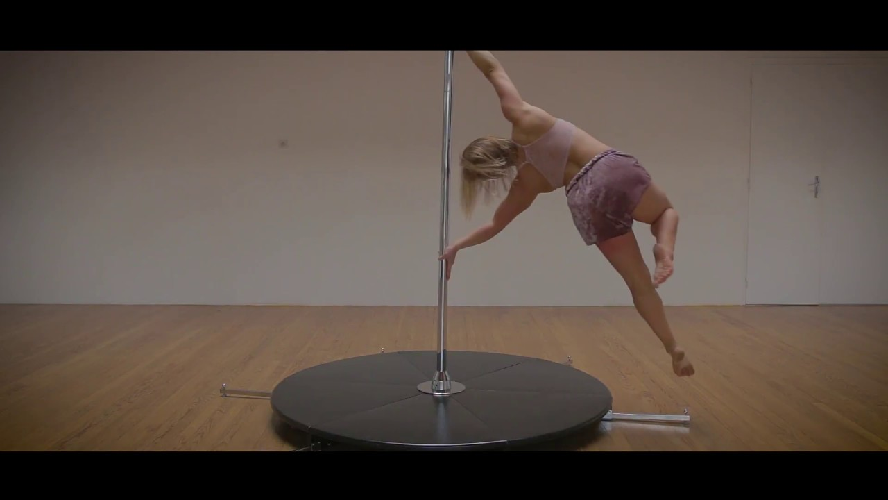 Camille De Haas Pole Dance Youtube