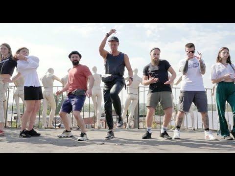 Смотреть клип Митя Фомин Ft. Таэт Vremya - Ломаный Бит