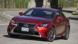 Lexus RC 2018 Car Review