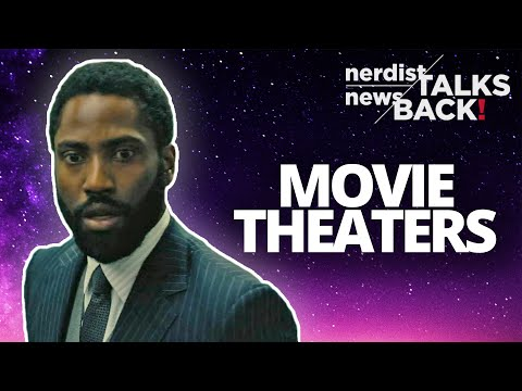 When Will Movie Theaters Go Back to Normal? (Nerdist News Talks Back)