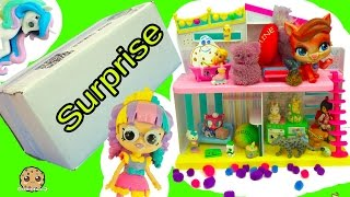 handmade toy surprise blind bags party at shoppies doll rainbow kate s happy places house