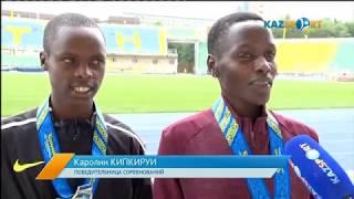 Завершился Чемпионат Казахстана по легкой атлетике