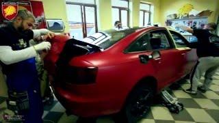 dcm design audi a6 quattro 2 7 v6 stage2 pwd by production garage