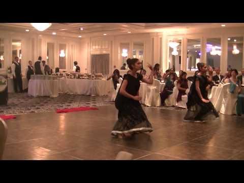 Mujhe Rang De (Reception dance)