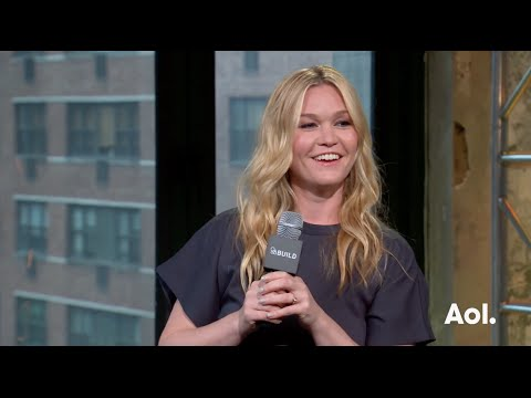 "Julia Stiles On ""Jason Bourne"" | BUILD Series"