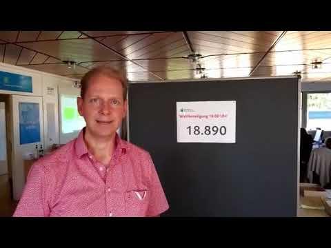 Kommunalwahl 2020: Frank Bodengesser zur Wahlbeteiligung