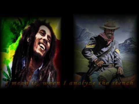 Bob Marley-Buffalo Soldier (lyrics)