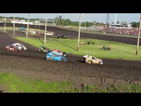 6.29.19 Heat 2 Boone Speedway