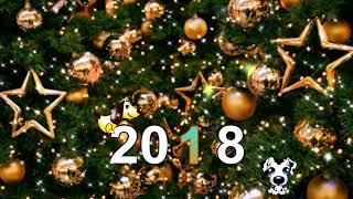 2018 ГОД ВИДЕО ДЛЯ НОВОГО ГОДА!!!!!