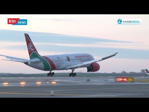Kenya Airways Nairobi - New York One Year On