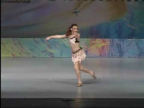 "Carrah Garcelli ""Imagine"" modern ballet solo 2012 age11"