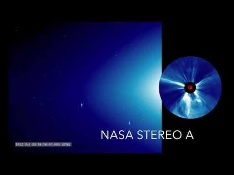 New Views of Huge Carrington Class Solar Flare | Sun Video