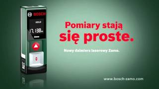Dalmierz Bosch ZAMO, PLR30C, PLR50C : Pomiary stają się proste