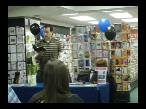 David Levithan Reads Love Is The Higher Law Part 1 Youtube