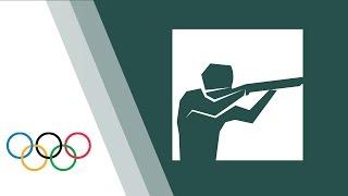 Shooting - 25m Rapid Fire Pistol - Men