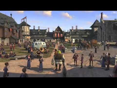 DreamWorks Films - Shrek the Third (2007)