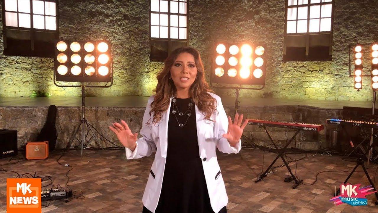 Jozyanne - Bastidores gravação clipe